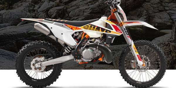 Enduro MC Säljes KTM EXC 250 SIX DAYS 250-17 2-takt