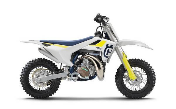 Motocross MC Säljes Husqvarna TC  MINI 50-19 2-takt