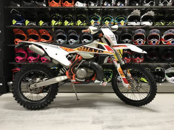 Enduro MC Säljes KTM EXC  SIX DAYS 300-17 2-takt