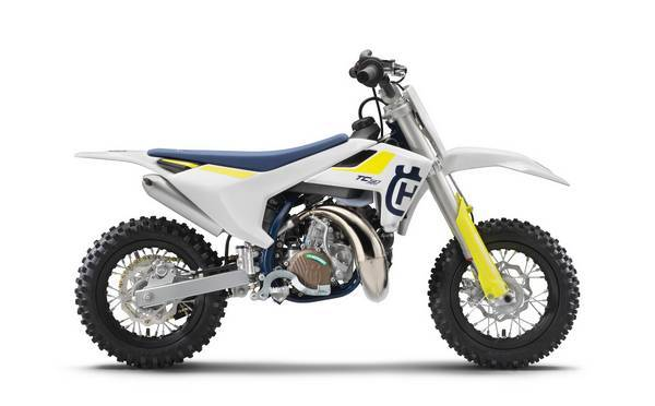 Motocross MC Säljes Husqvarna MINI 50-19 2-takt