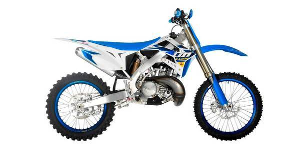 Enduro MC Säljes TM MX EES 250-19 2-takt